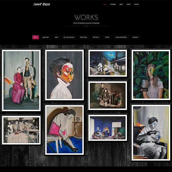 Ionut Hazu Works