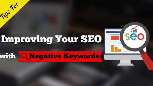 Increasing Your SEO With Negative Keywords